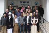GÖNÜL ELÇİLERİ - Yabancı Uyruklu Öğrenciler Derbent'te