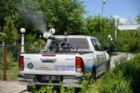 KıRıM - Zararlı Vektörlerle Mücadelede 55 Bin 300 Litre İlaç Kullanıldı