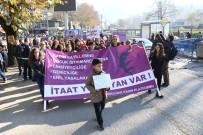 ATAERKIL - Zonguldak'ta 'Şiddete Hayır' Yürüyüşü