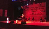 AHMET ÖZHAN - Ahmet Özhan En Güzel Parçalarını Öğretmenler İçin Seslendirdi