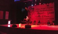 AHMET ÖZHAN - Ahmet Özhan öğretmenler için söyledi