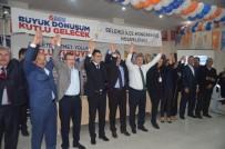 MURAT KILIÇ - AK Parti Selendi Teşkilatında Şeref Kaçar Dönemi Başladı