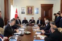 KAÇAK YAPI - Bakan Eroğlu Açıklaması 'Uludağ'da Bundan Sonra Bir Santimetre Bile Kaçak Yapı Yapılamayacak'
