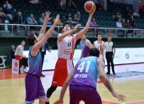 ALI ACAR - Bandırma Kırmızı- Afyon Belediyespor'a 74-92 Kaybetti