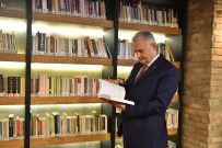 ÜSKÜDAR BELEDİYESİ - Başbakan'dan Üsküdar'da Sürpriz Ziyaret