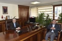 EMRULLAH İŞLER - Başkan Tuna, Sincan Ve Etimesgut'ta