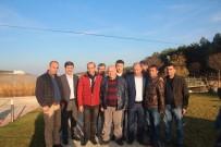 İLKOKUL ÖĞRETMENİ - Bitlis'ten Bilecik'e 31 Yıl Önceki İlkokul Öğretmenlerini Görmek İçin Geldiler