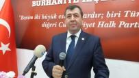 Burhaniye CHP'de Erdil Adaylığını Açıkladı