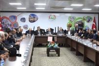 TARıM BAKANı - Çiftçilerin Sorunları Şanlıurfa'da Masaya Yatırıldı