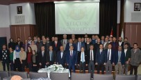 MUSTAFA TAŞKIN - ELCD Konya Bölgesel Toplantısı, Selçuk Üniversitesinde Gerçekleştirildi