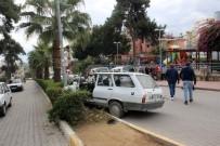 SARıLAR - Hastane Yolunda Kaza Açıklaması 2 Yaralı