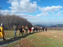 MAHMUR - İlkadımlı Gençlere Doğa Kampı Eğitimi