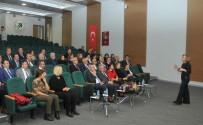 SÜLEYMAN DEMİREL - Kamu Görevlilerine 'Protokol Kuralları Eğitimi' Verildi