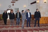 Kaymakam Çiftçi Tarihi Oğuz Camisini İnceledi