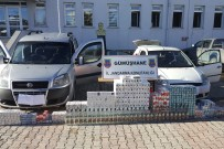 Kelkit Jandarma Ekiplerinden Kaçakçılara Ağır Darbe