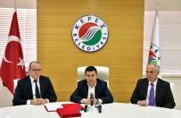 GÖZ MUAYENESİ - Kepez'den Sağlık Protokolü