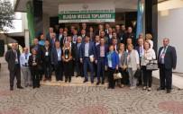 TEMİZ ENERJİ - Kuşadası'nda Ege Ve Marmara Çevre Belediyeler Birliği Toplantısı