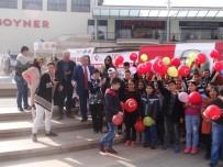 FOLKLOR GÖSTERİSİ - Mersin'de 'Çocuk Hakları Şenliği'