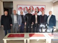 ERDAL YAĞLICI - MHP İl Başkanı Avşar'a Hayırlı Olsun Ziyaretleri Sürüyor
