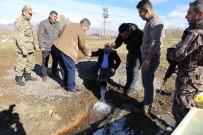 MEHMET NURİ ÇETİN - Varto'da Doğal Maden Suyu Kaynağı Bulundu