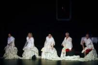 SELVA ERDENER - Yenimahalle'de Kadın Sorunlarına Tiyatroyla Dikkat Çekildi