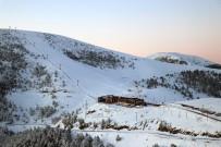 Zigana Dağında Kar Kalınlığı 50 Santimetreye Ulaştı