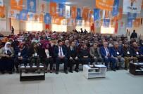 İSMAIL ÖZDEMIR - AK Parti Konya'da 6. Olağan İlçe Kongreleri Devam Ediyor