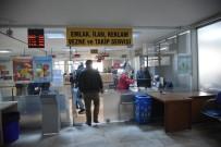 EMLAK VERGİSİ - Alanya Belediyesi Vezneleri Öğle Saatlerinde Açık