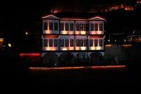OSMAN VAROL - Amasya Evleri 'Turuncu' Renkte