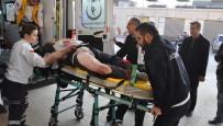 ESENKÖY - Arkadaşını Av Tüfeğiyle Yaraladı