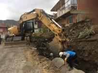 SU TAŞKINI - ASKİ'den Eğrikavak'taki Yağmur Suyu Sorununa Neşter