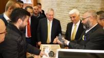 LANSMAN - Aziz Yıldırım, Denizli'de Yeni Şubelerinin Açılışına Katıldı