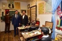 ATAY USLU - Bakan Yılmaz, Anadolu Oyuncak Müzesi'nde