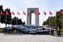 ÇANAKKALE DESTANI - Başkan Altay, Gençlerle Çanakkale'de