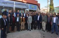 MEHMET BAHAR - Başkan Toltar, Horasanlılarla Bir Araya Geldi