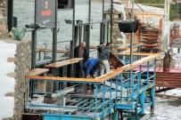 ORTAKENT - Bodrum'da Fırtına Ve Yağış