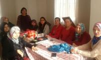Burhaniye'de Etek Dikim Kursu Açıldı