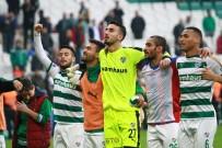 PABLO BATALLA - Bursaspor Seriyi 6 Maça Çıkardı