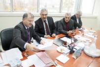 DOĞAN EROL - Büyükşehir Encümen Toplantısında Kiralama İhaleleri Yapıldı
