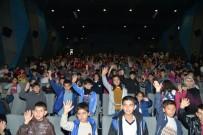 ANİMASYON - Diyarbakırlı Çocukların Sinema Keyfi