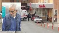 ALI KıLıÇ - Erzincan'da Çatıdan Düşen Kişi Hayatını Kaybetti