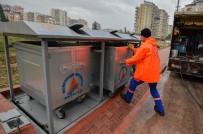 ÇÖP KONTEYNERİ - Fener'e 165 Yeraltı Çöp Konteyneri