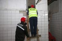 DEZENFEKSİYON - Güngören Belediyesi'nden Su Deposu Temizliği Uyarısı