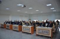 SARMAŞıK - İl Genel Meclisi Kasım Ayı 16'Ncı Birleşiminde 3 Gündem Maddesi Görüşüldü