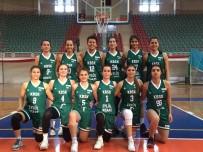 SEYRANTEPE - Kayapınar Kadın Basketbolcular Lideri Devirdi