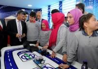 'Kodlama Eğitimi Projesi' Kapsamında Oluşturulan Atölyelerin Yedincisi İyidere İlçesinde Açıldı.