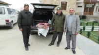 KAÇAK AVCI - Koruma Altındaki Türlerden Dağ Keçisi Avına 16 Bin Lira Ceza