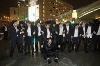 ORTODOKS - Kudüs'te Zorunlu Askerlik Protesto Edildi