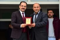 MALKOÇOĞLU - Malkoçoğlu'nun İhtiyaçlarına Uşak Belediyesi Yanıt Verdi