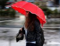 DOĞU AKDENİZ - Meteoroloji'den sağanak uyarısı